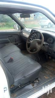 Nissan Pick-Up 2001 White   Cars for sale in Central Region, Masaka