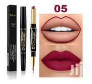 USA DNM Double Head Lipstick Pencil Water Proof and Long Lasting | Makeup for sale in Central Region, Kampala