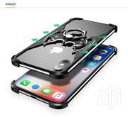OATSBASF Compatible iPhone X Bumpermetallic Covereit Batman Ring | Accessories for Mobile Phones & Tablets for sale in Central Region, Kalangala