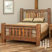 Wooden Bed And Bed Sides | Furniture for sale in Central Region, Kampala
