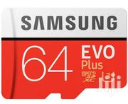 Samsung Evo Memory Card 64GB | Accessories for Mobile Phones & Tablets for sale in Central Region, Kampala