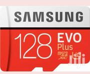 128GB Samsung Evo Plus Micro SD Memory Card | Accessories for Mobile Phones & Tablets for sale in Central Region, Kampala