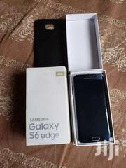 Unboxed But New Blue Samsung Galaxy S6 Edge 32gb | Mobile Phones for sale in Central Region, Kampala