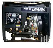 JTB6000LHEW 7KVA Diesel Welding Generator - Black | Home Appliances for sale in Central Region, Kampala