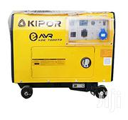 KDE 7000TD 6KVA Kipor Generator - Yellow | Electrical Equipments for sale in Central Region, Kampala