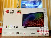 Brand New Lg 43inch Webos Digital Satellite Led Tvs | TV & DVD Equipment for sale in Central Region, Kampala