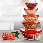 Set Of 5 Glass Bowls | Kitchen & Dining for sale in Central Region, Kampala