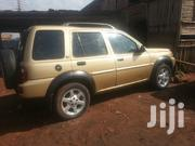 Land Rover Freelander 2001 Gold | Cars for sale in Central Region, Kampala