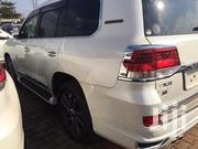 Toyota Land Cruiser Prado 2008 White | Cars for sale in Central Region, Kampala