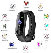 Smart Bracelet With Fitness Tracker And Heart Monitor(Inbuilt Charger) | Smart Watches & Trackers for sale in Central Region, Kampala