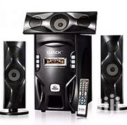 Djack Home Theater System - Black | TV & DVD Equipment for sale in Central Region, Kampala
