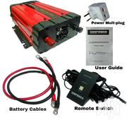 Battery Inverters Sine Wave 12V 600W For Solar Systems | Solar Energy for sale in Central Region, Kampala