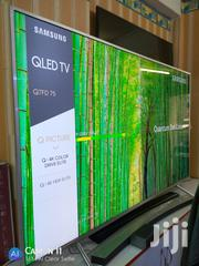 Samsung QLED Smart 4k Tv 75 Inches | TV & DVD Equipment for sale in Central Region, Kampala