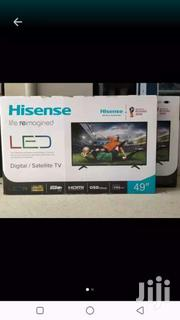 Brand New Hisense 49' Flat Screen Digital TV | TV & DVD Equipment for sale in Central Region, Kampala