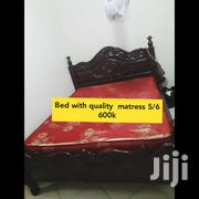 Bed With Quality Mattress | Furniture for sale in Central Region, Kampala
