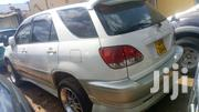 Toyota Harrier 2001 White | Cars for sale in Central Region, Kampala