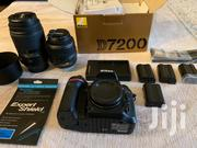 Nikon Camera D7200 With Lens | Photo & Video Cameras for sale in Eastern Region, Kamuli