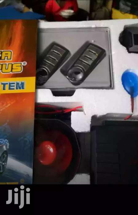 Car Alarm You Need Security On Your Car All Time