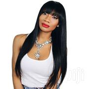 Straight Wig With Fringe | Hair Beauty for sale in Central Region, Kampala