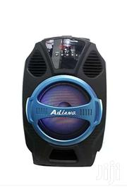 Ailiang AH8AK Rechargeable Woofer - Black, Blue | TV & DVD Equipment for sale in Central Region, Kampala