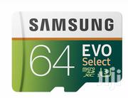 (Return if Does Not Fully Work) 64gb Samsung Evo Memory Card Micro SD | Accessories for Mobile Phones & Tablets for sale in Central Region, Kampala