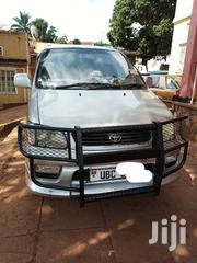 Toyota Noah 2001 Silver   Cars for sale in Central Region, Kampala