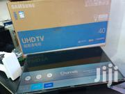 40 Inches Samsung Led UHD 4K Smart Digital Slim Flat Screen Tv | TV & DVD Equipment for sale in Central Region, Kampala
