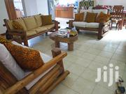 Woood Sofa Organisational Sofa | Furniture for sale in Central Region, Kampala