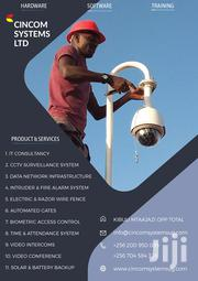 CCTV Camera, Biometric Access Control, Electric Fence Installation | Repair Services for sale in Central Region, Kampala