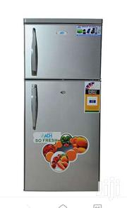ADH 220 Liters Double Door Refrigerator Silver | Kitchen Appliances for sale in Central Region, Kampala