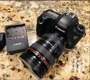 Canon EOS 6D 20.2 MP With Ef L Is Usm 24-105mm Lens | Photo & Video Cameras for sale in Central Region, Kampala