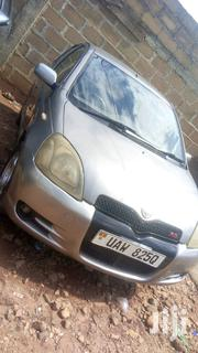 Toyota Vitz 2001 Silver   Cars for sale in Central Region, Kampala