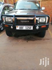 New Toyota Surf 1997 Gray | Cars for sale in Central Region, Kampala
