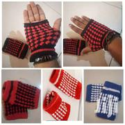 Warm Semi Exposed Fingers Touch Screen Wool Gloves | Clothing for sale in Central Region, Kampala
