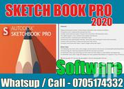 Sketch Book Pro 2020 With Crack Avaliabe For Sale | Computer & IT Services for sale in Central Region, Kampala