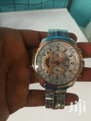 Brand New Casio Edifice Leather and Chain Watches | Watches for sale in Central Region, Kampala