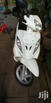 Wego scooter tvs 2002 White | Motorcycles & Scooters for sale in Central Region, Kampala
