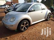 Volkswagen Beetle 2001 S Turbo Silver | Cars for sale in Central Region, Kampala