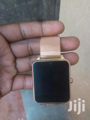 Stainless Steel Bluetooth Smart Watch Z60 | Smart Watches & Trackers for sale in Central Region, Kampala