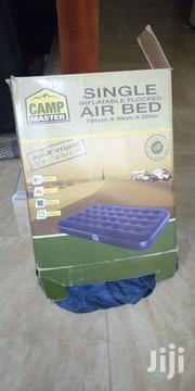 Single Inflate Flocked Air Bed | Furniture for sale in Central Region, Kampala