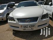 Toyota Mark X 2003 White | Cars for sale in Central Region, Kampala