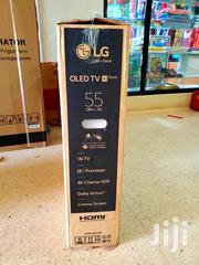 Brand New LG Smart Oled Ultra Black Tv 55 Inches | TV & DVD Equipment for sale in Central Region, Kampala