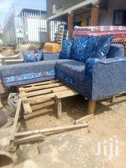 L Shaped 5seater Sofaset | Furniture for sale in Central Region, Mukono