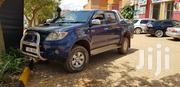 Toyota Hilux 2010 Blue | Cars for sale in Central Region, Kampala