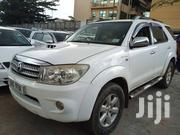 Toyota Fortuner 2010 White | Cars for sale in Central Region, Kampala