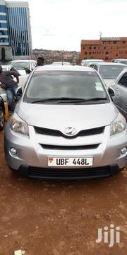 Toyota IST 2010 Silver | Cars for sale in Central Region, Kampala