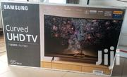 Samsung Curved Smart 4k Tv 55 Inches | TV & DVD Equipment for sale in Central Region, Kampala