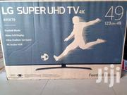 LG Super Uhd 4K Tv 49 Inches | TV & DVD Equipment for sale in Central Region, Kampala