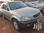 Honda CR-V 1996 2.0 Automatic Silver   Cars for sale in Central Region, Kampala