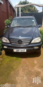 Mercedes-Benz M Class 2002 Black   Cars for sale in Eastern Region, Busia